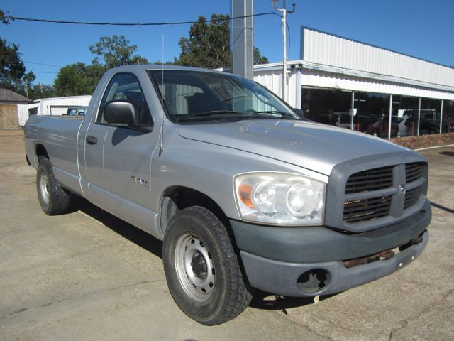 2008 Dodge Ram 1500 ST Reg Cab 4x4 Houston, Mississippi 1