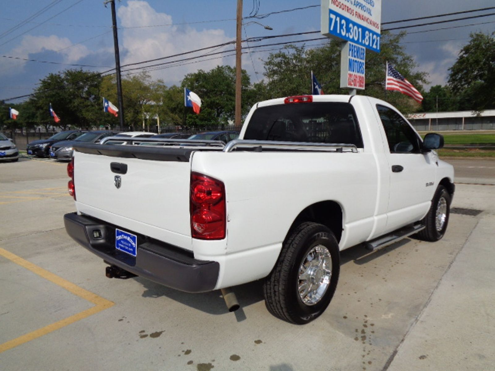 2008 Dodge Ram 1500 St City Tx Texas Star Motors Motor In Houston