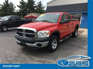 2008 Dodge Ram 1500 SXT 4x4 in Lapeer, MI 48446