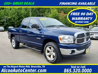 "2008 Dodge Ram 1500 SLT 4WD 5.7L V8 Big Horn 20"" Wheels in Louisville, TN 37777"