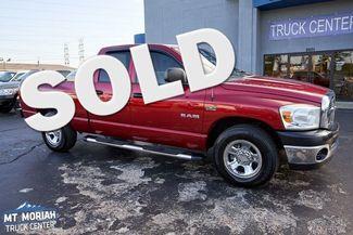 2008 Dodge Ram 1500 ST | Memphis, TN | Mt Moriah Truck Center in Memphis TN