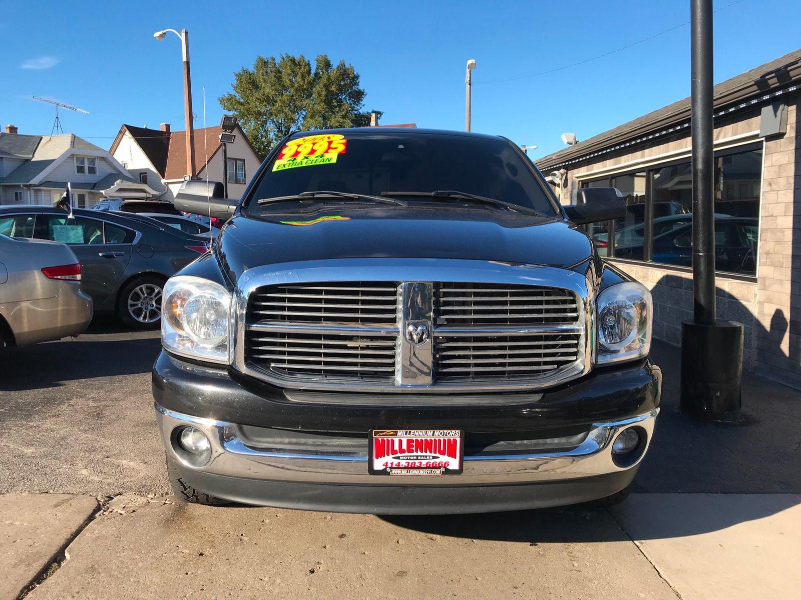 2008 Dodge Ram 1500 St City Wisconsin Millennium Motor Sales In