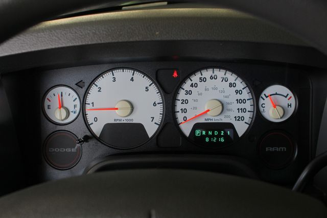 2008 Dodge Ram 1500 REG CAB RWD - POPULAR EQUIPMENT GROUP Mooresville , NC 7