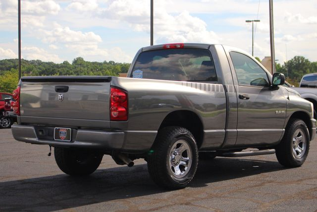 2008 Dodge Ram 1500 REG CAB RWD - POPULAR EQUIPMENT GROUP Mooresville , NC 20
