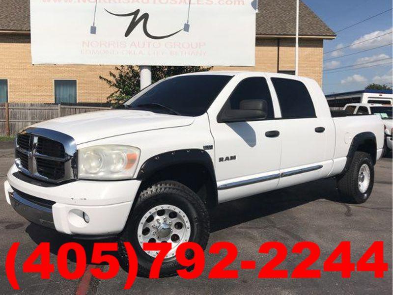 2008 Dodge Ram 1500 Laramie | Oklahoma City, OK | Norris Auto Sales (NW 39th) in Oklahoma City OK