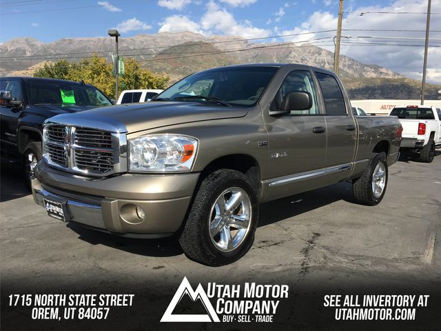 2008 Dodge Ram 1500 Laramie in , Utah 84057