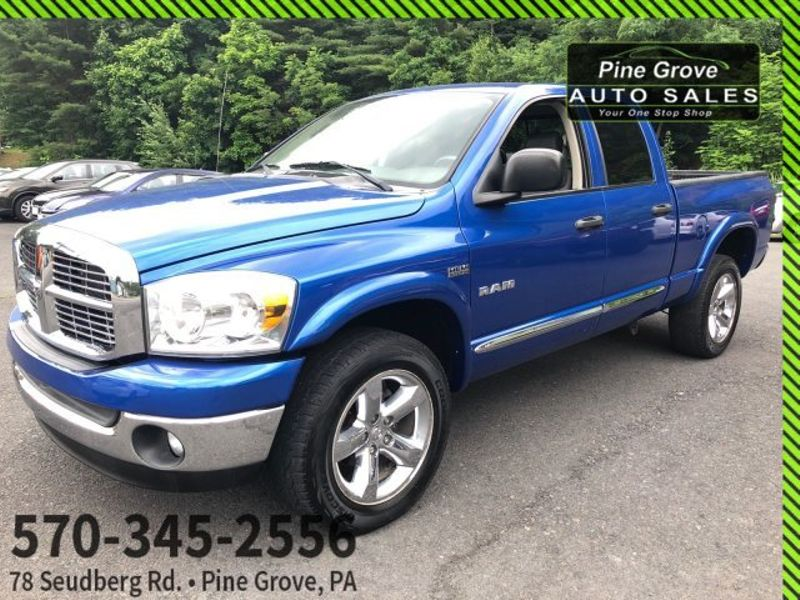 2008 Dodge Ram 1500 SLT   Pine Grove, PA   Pine Grove Auto Sales in Pine Grove, PA