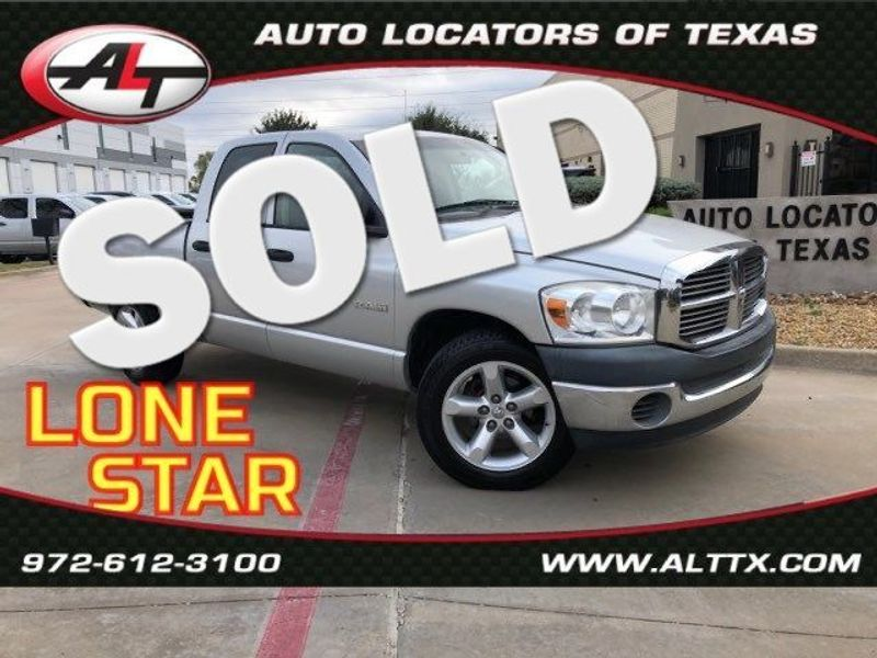 2008 Dodge Ram 1500 SLT | Plano, TX | Consign My Vehicle in Plano TX