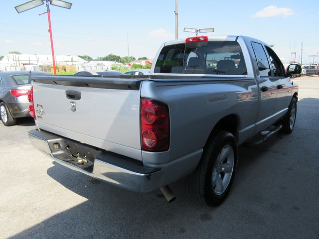 2008 Dodge Ram 1500, PRICE SHOWN IS THE DOWN PAYMENT SLT south houston, TX 5