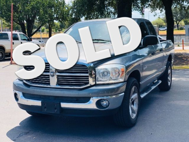 2008 Dodge Ram 1500 SLT in San Antonio, TX 78233