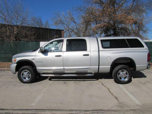 2008 Dodge Ram 1500 Mega Cab Laramie St. Louis, Missouri 7