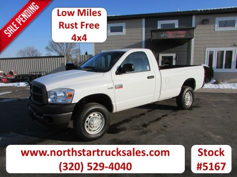 2008 Dodge Ram 2500 4x4 Reg Cab Pickup  in St Cloud, MN
