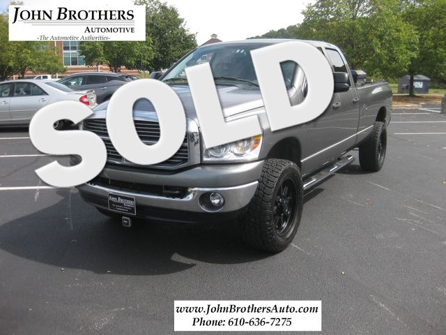2008 Sold Dodge Ram 2500 SLT Conshohocken, Pennsylvania