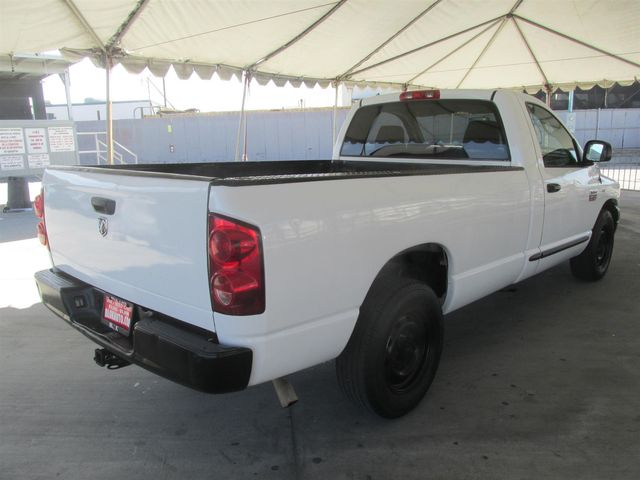 2008 Dodge Ram 2500 ST Gardena, California 2