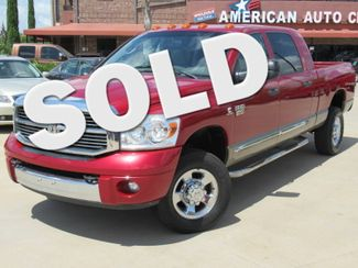 2008 Dodge Ram 2500 Laramie Mega Cab  | Houston, TX | American Auto Centers in Houston TX