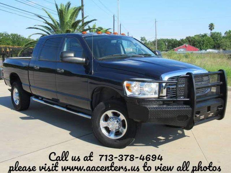 2008 Dodge Ram 2500 SXT MEGA CAB 4WD | Houston, TX | American Auto Centers in Houston TX