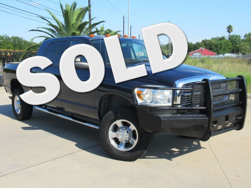 2008 Dodge Ram 2500 SXT MEGA CAB 4WD | Houston, TX | American Auto Centers in Houston TX