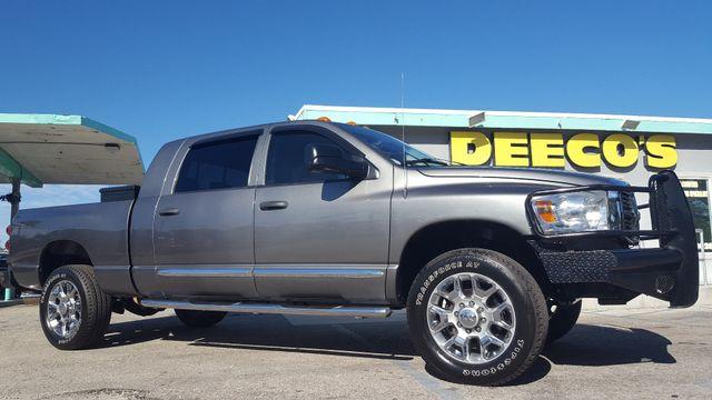 2008 Dodge Ram 2500 Mega Cab Laramie 4x4 6.7 Cummins Diesel