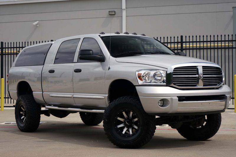 2008 Dodge Ram 2500 Mega Cab Laramie*6.7 Diesel* 4x4* EZ Finance** | Plano, TX | Carrick's Autos in Plano TX
