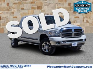 2008 Dodge Ram 2500 SXT | Pleasanton, TX | Pleasanton Truck Company in Pleasanton TX