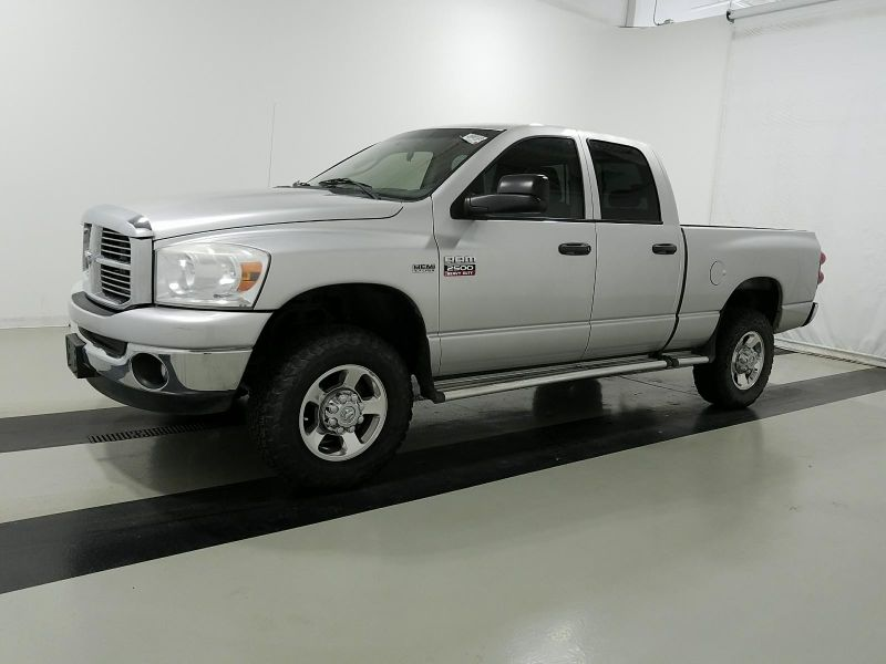 2008 Dodge Ram 2500 SLT Quad Cab 4X4 Hemi  Fultons Used Cars Inc  in , Colorado