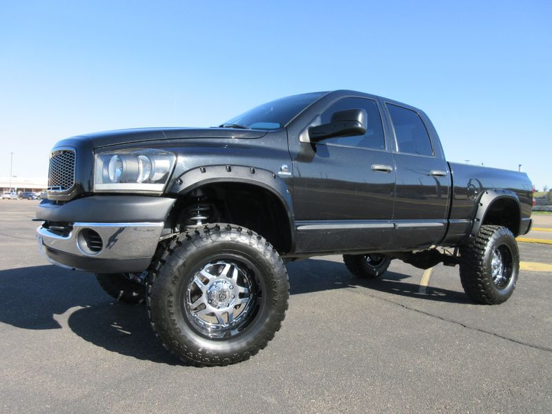 2008 Dodge Ram 2500 Quad Cab 4X4 w new 6 lift  Fultons Used Cars Inc  in , Colorado