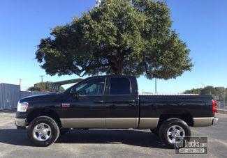 2008 Dodge Ram 2500 Crew Cab SLT 5.7L Hemi V8 4X4 in San Antonio Texas, 78217