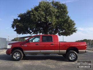 2008 Dodge Ram 2500 Mega Cab Laramie 6.7L Cummins Turbo Diesel 4X4 in San Antonio Texas, 78217