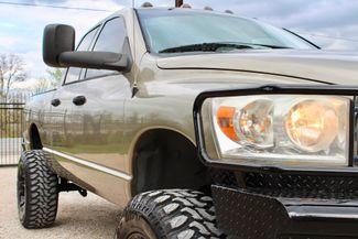 2008 Dodge Ram 2500 SLT Quad Cab 4X4 6.7L Cummins Diesel Auto LIFTED Sealy, Texas 2