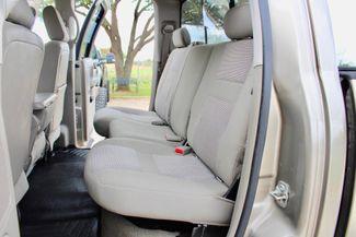2008 Dodge Ram 2500 SLT Quad Cab 4X4 6.7L Cummins Diesel Auto LIFTED Sealy, Texas 34