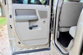 2008 Dodge Ram 2500 SLT Quad Cab 4X4 6.7L Cummins Diesel Auto LIFTED Sealy, Texas 36