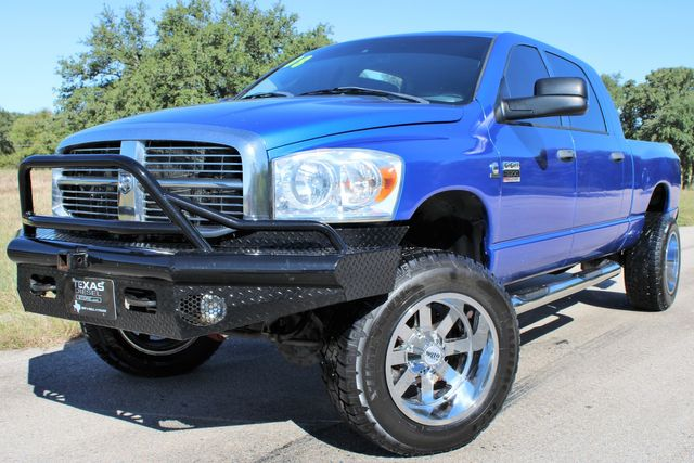 2008 Dodge Ram 2500 SLT MEGA CAB 4X4 in Temple, TX 76502