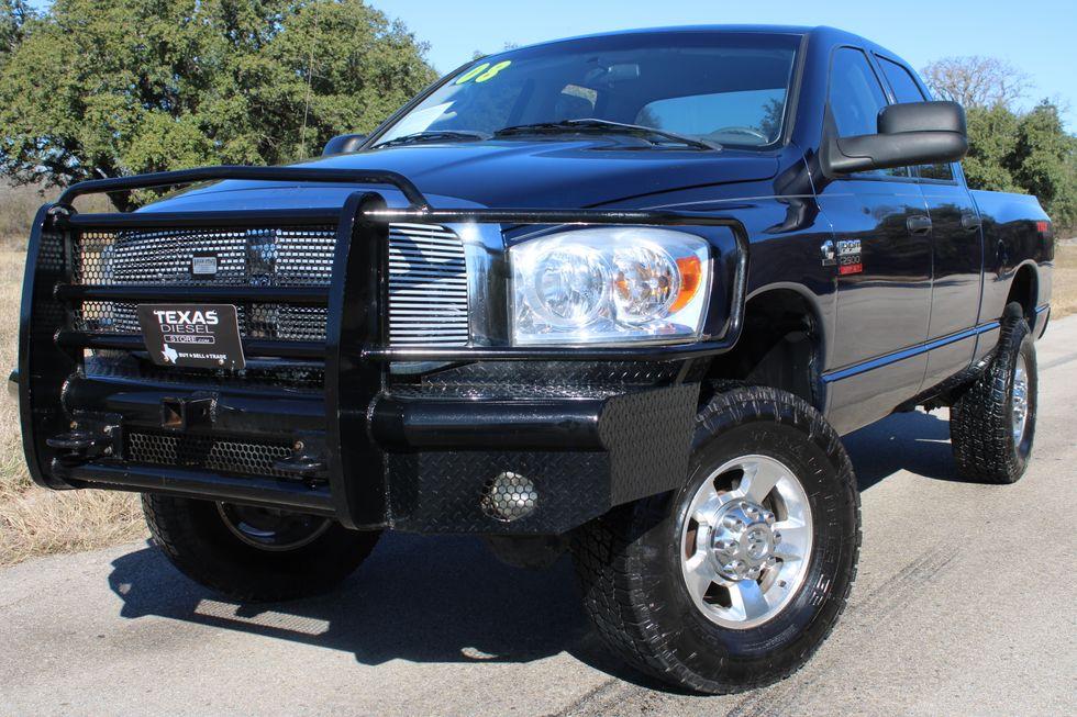 Texas Diesel Store >> 2008 Dodge Ram 2500 Slt Temple Tx Texas Diesel Store Com