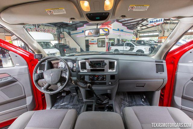 2008 Dodge Ram 3500 SLT 4x4 Flatbed in Addison Texas, 75001