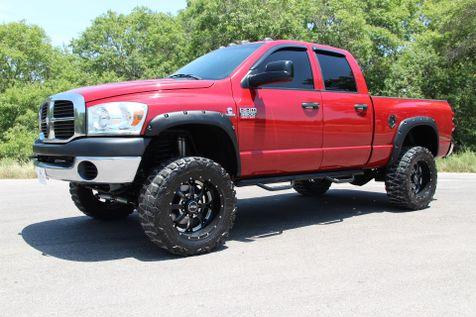 2008 Dodge Ram 3500 SLT - 4X4 - LIFTED - 6 SPEED  in Liberty Hill , TX