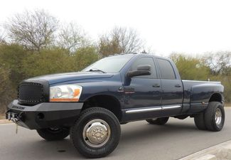 2008 Dodge Ram 3500 Laramie in New Braunfels, TX 78130