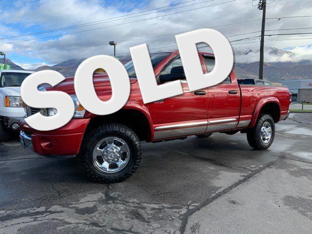 2008 Dodge Ram 3500 Laramie | Orem, Utah | Utah Motor Company in  Utah