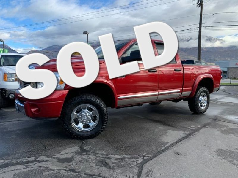 2008 Dodge Ram 3500 Laramie   Orem, Utah   Utah Motor Company in Orem Utah