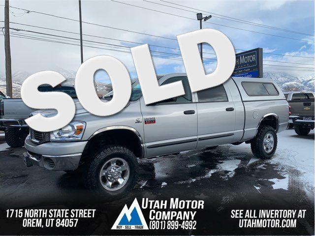 2008 Dodge Ram 3500 SLT | Orem, Utah | Utah Motor Company in  Utah