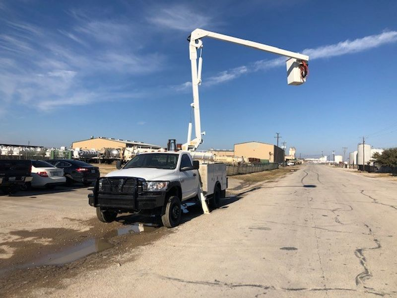 2008 Dodge Ram 4500   city TX  North Texas Equipment  in Fort Worth, TX
