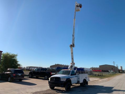 2008 Dodge RAM 5500 BUCKET TRUCK  in Fort Worth, TX