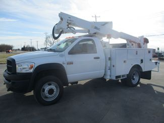 2008 Dodge Ram 5500 ALTEC BUCKET TRUCK Lake In The Hills, IL 6