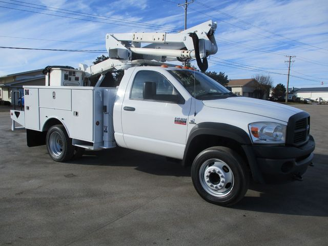 2008 Dodge Ram 5500 ALTEC BUCKET TRUCK Lake In The Hills, IL