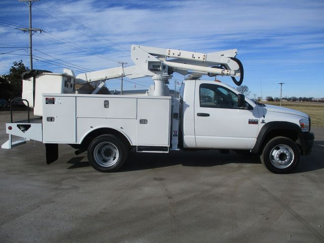 2008 Dodge Ram 5500 ALTEC BUCKET TRUCK Lake In The Hills, IL 1