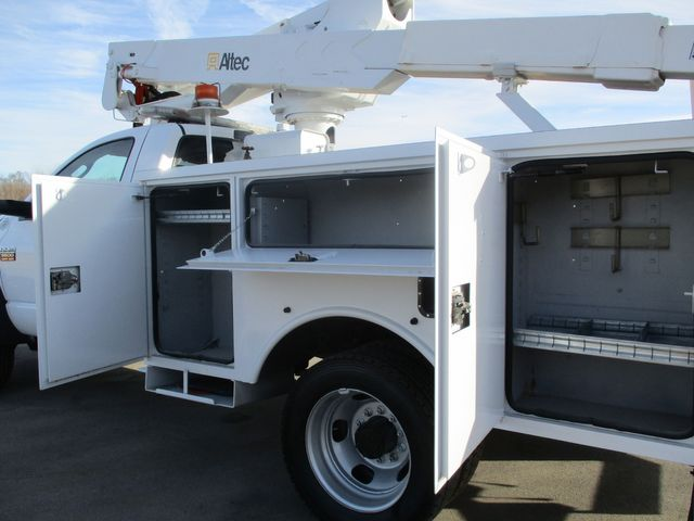 2008 Dodge Ram 5500 ALTEC BUCKET TRUCK Lake In The Hills, IL 29