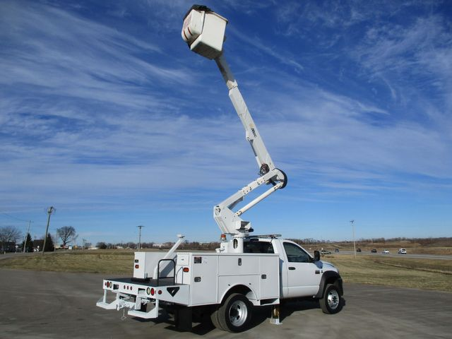 2008 Dodge Ram 5500 ALTEC BUCKET TRUCK Lake In The Hills, IL 38