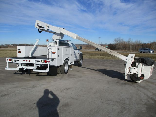 2008 Dodge Ram 5500 ALTEC BUCKET TRUCK Lake In The Hills, IL 39