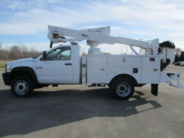 2008 Dodge Ram 5500 ALTEC BUCKET TRUCK Lake In The Hills, IL 5