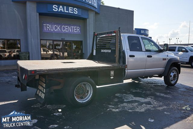 2008 Dodge Ram 5500 Flatbed in Memphis, Tennessee 38115