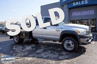 2008 Dodge Ram 5500 Flatbed | Memphis, TN | Mt Moriah Truck Center in Memphis TN